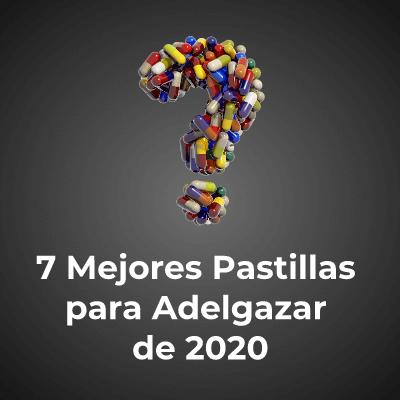 Top 7 Pastillas en 2020
