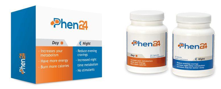 Phen24 Pastillas